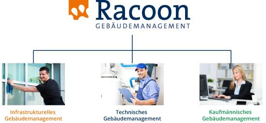 Racoon Leistungsskizze